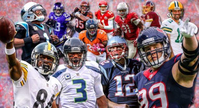 American Football Teams List 2018