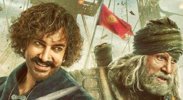 Thugs of Hindustan Box Office Collection Day 1 2018