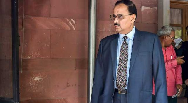 Central Bureau of Investigation remained silent on Alok Verma request
