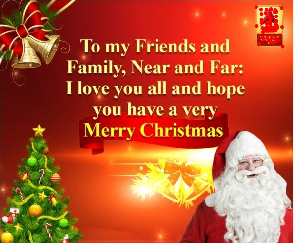 Merry Christmas Images 2018 For WhatsApp