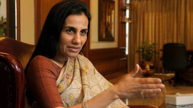 ICICI Bank finds Chanda Kochhar guilty