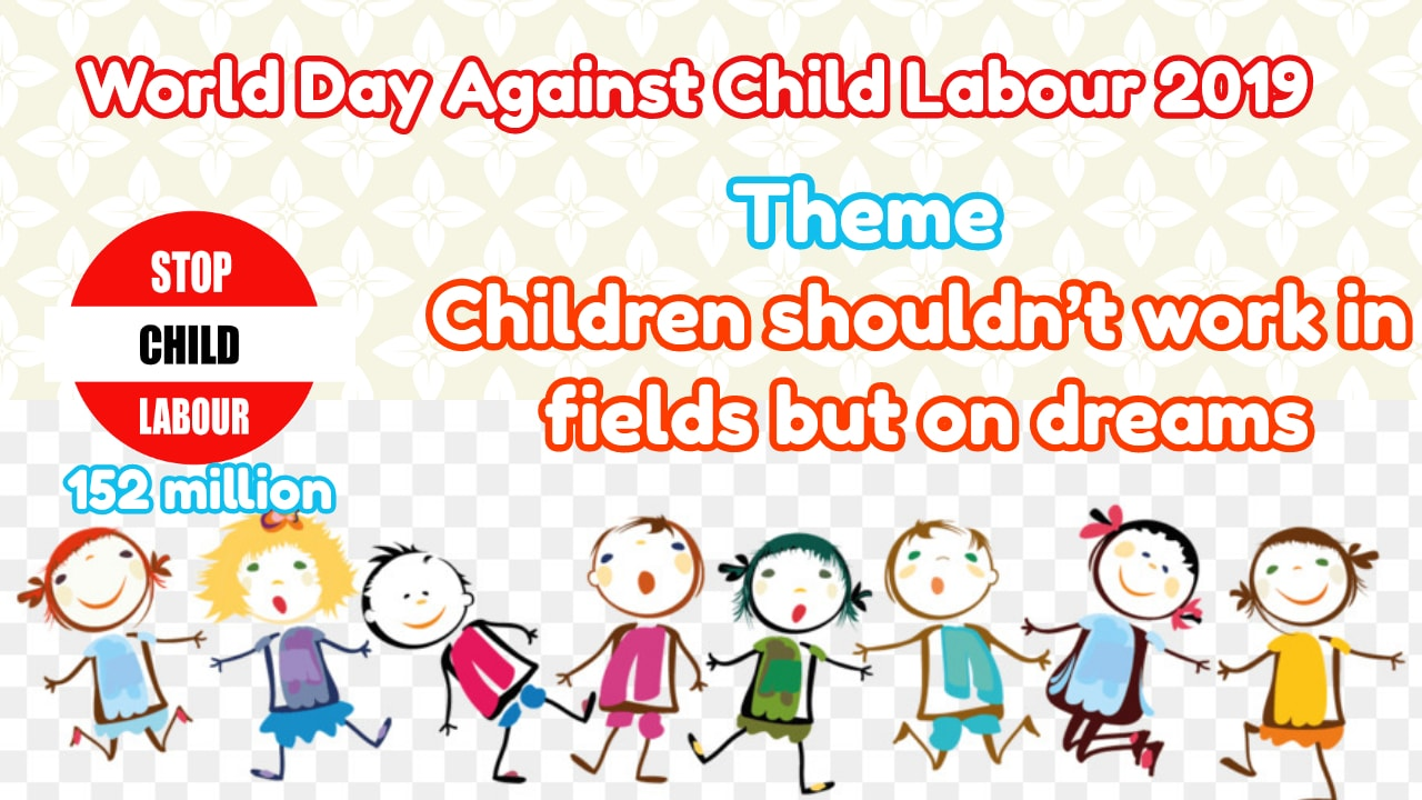 World Day Against Child Labour 2019