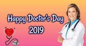 Happy Doctors Day 2019