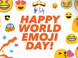 Happy World Emoji Day 2019