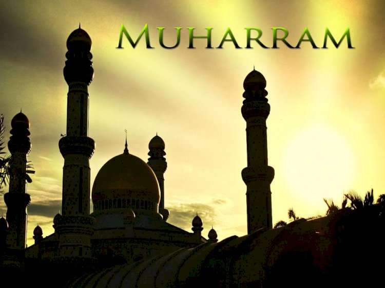 Happy Muharram 2019 Images