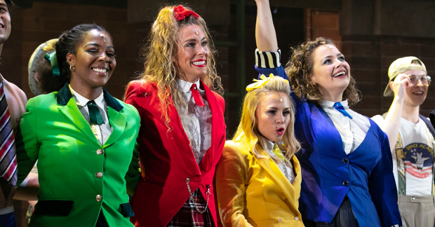 Heathers UK Tour 2020