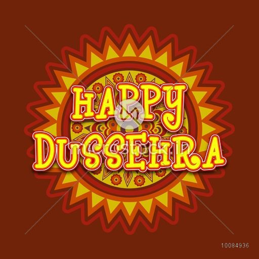 Happy Dussehra 2019 Images