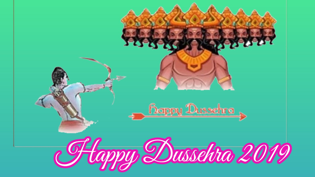 Happy Dussehra 2019 Images