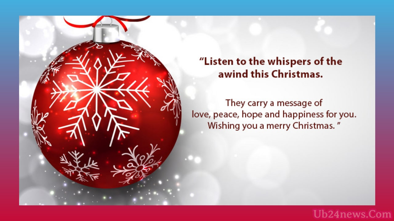 wishing you a merry christmas images