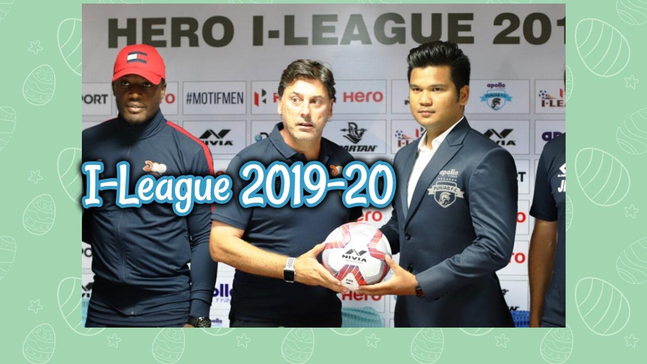 I-League 2019-20
