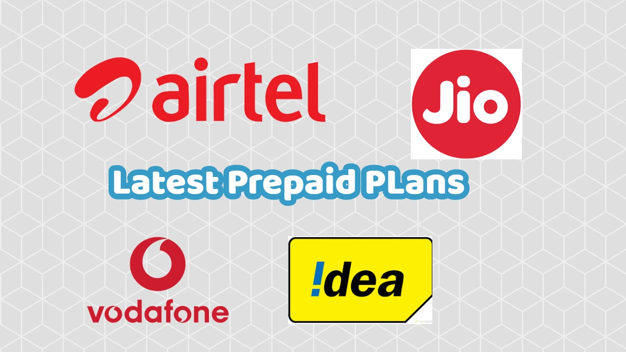 Airtel and Vodafone Idea Latest Plans