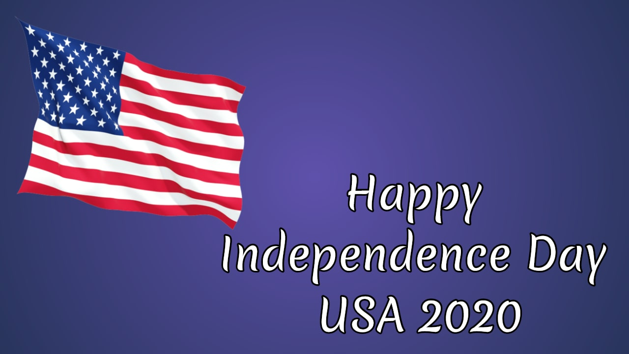 Independence Day USA 2020
