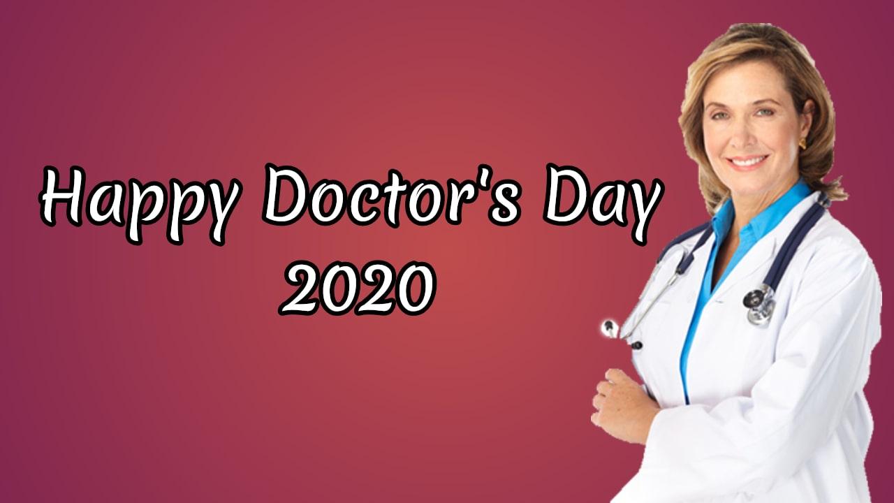 Happy Doctors Day 2020