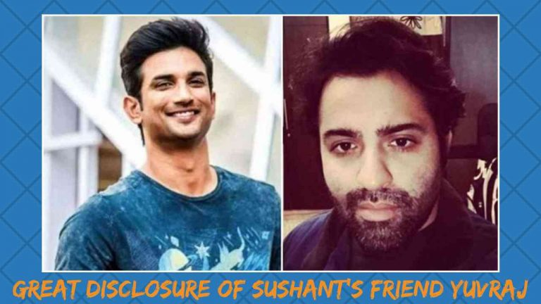 Sushant Singh Rajput friend Yuvraj Reaveals about the people of the Film Industry – If drugs are not taken , then they make such a condition