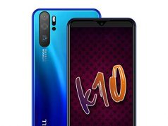I KALL K10 (Blue, 32GB)