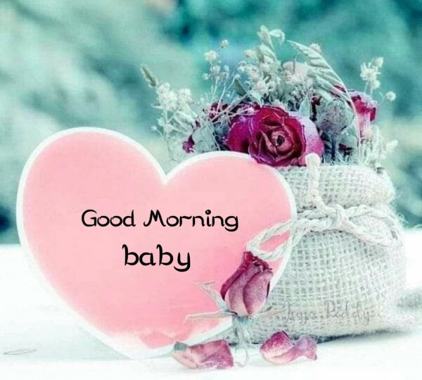 good morning images baby